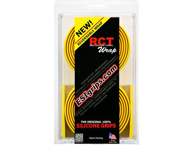 ESI RCT Wrap Lenkerband gelb